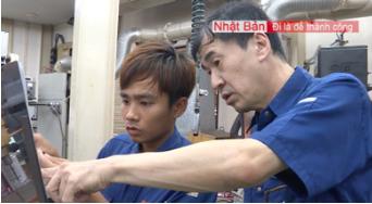ベトナム国営放送(VTV)へ番組提供